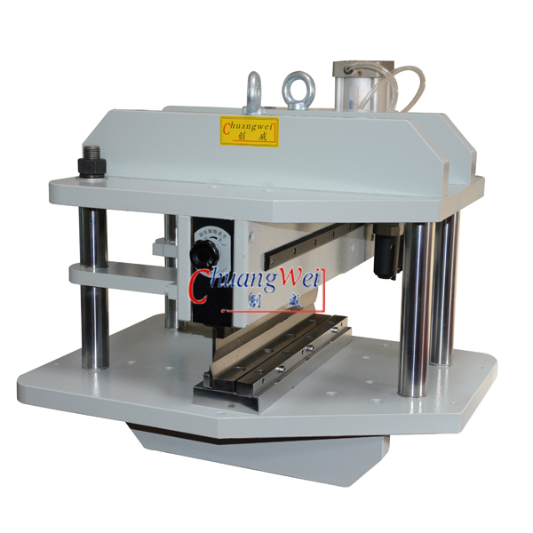 Depaneling of PCBs,PCB Cutting Machine,CWVC-450C