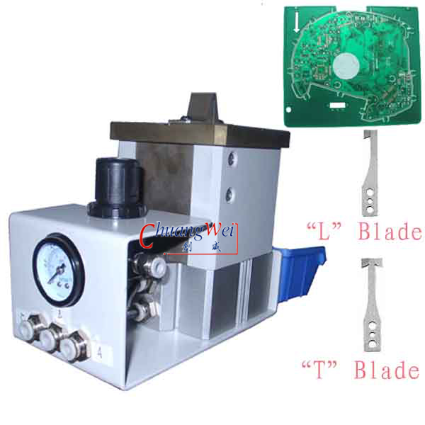 V CUT PCB Separator Machine Printed Circuit Board Nibbler,CWV-LT