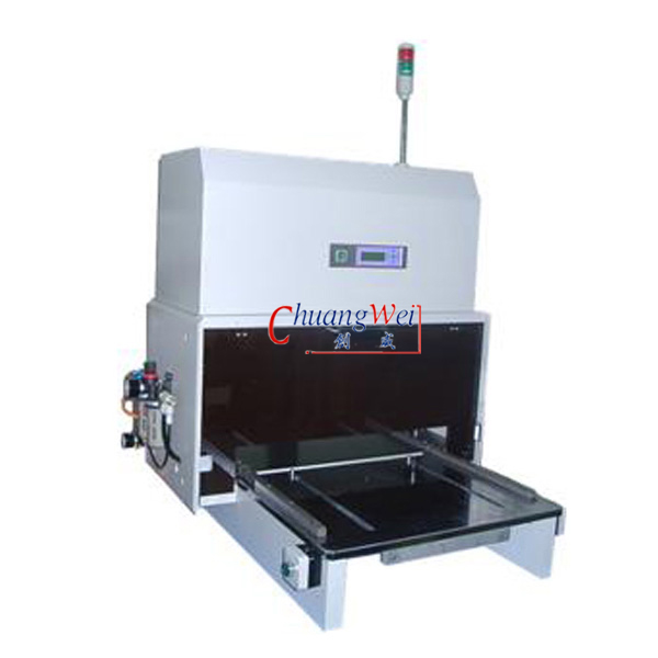 V Cut Groove PCB Separating Separator Cutting Machine,CWPL