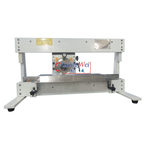 Auto-Teaching for Automated PCB Depaneling,CWV-1M