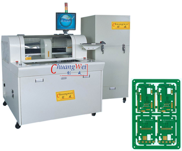 Connector PCB Depanelizer,CW-F01