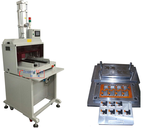 PCB Punching Machine,CWPE