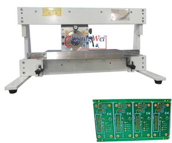 Connector pcb depanelizer,CWV-1M