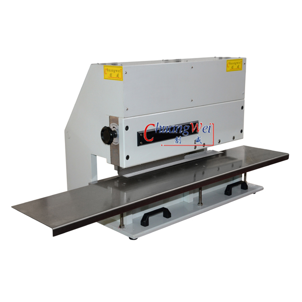 LED Tube Production Line PCB Depaneling Machine with Linear Blades,CWVC-3