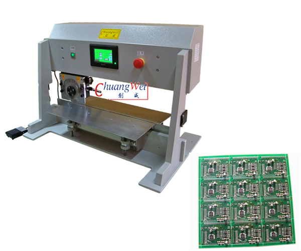 Heavy Duty Printed Circuit Board Cutting Machine,CWV-1A
