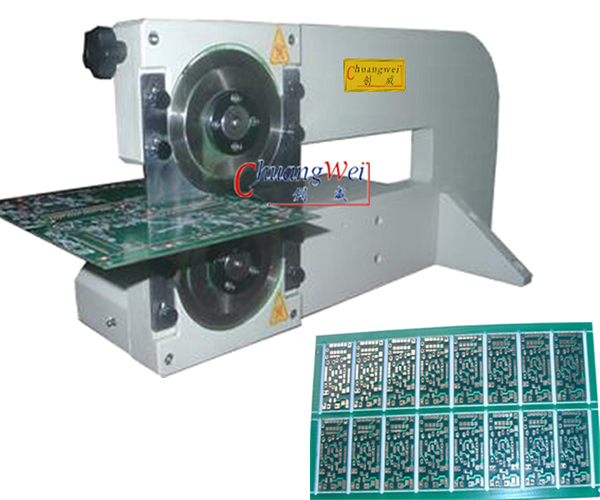 PCB Depaneling Machine for LED Panels,CWVC-1