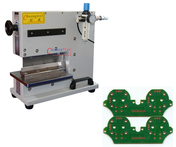 Mobile Phone pcb depanelizer,CWVC-200J