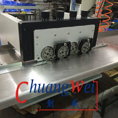 AUTOMATIC LED STRIP PCB DEPANELING EQUIPMENT,CWVC-4S