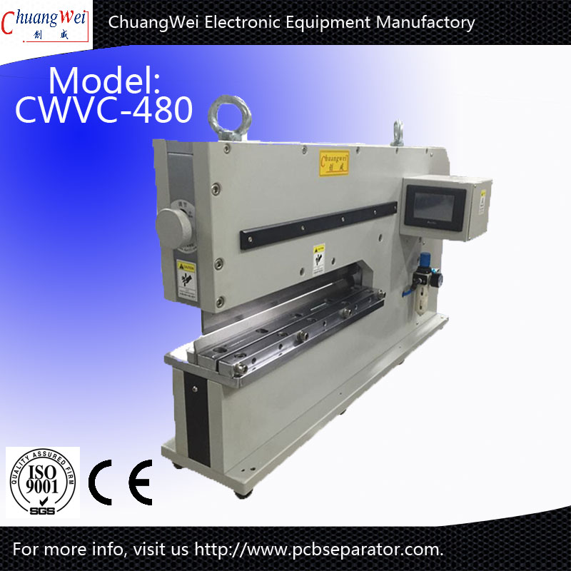pcb linear separator machine,CWVC-480J