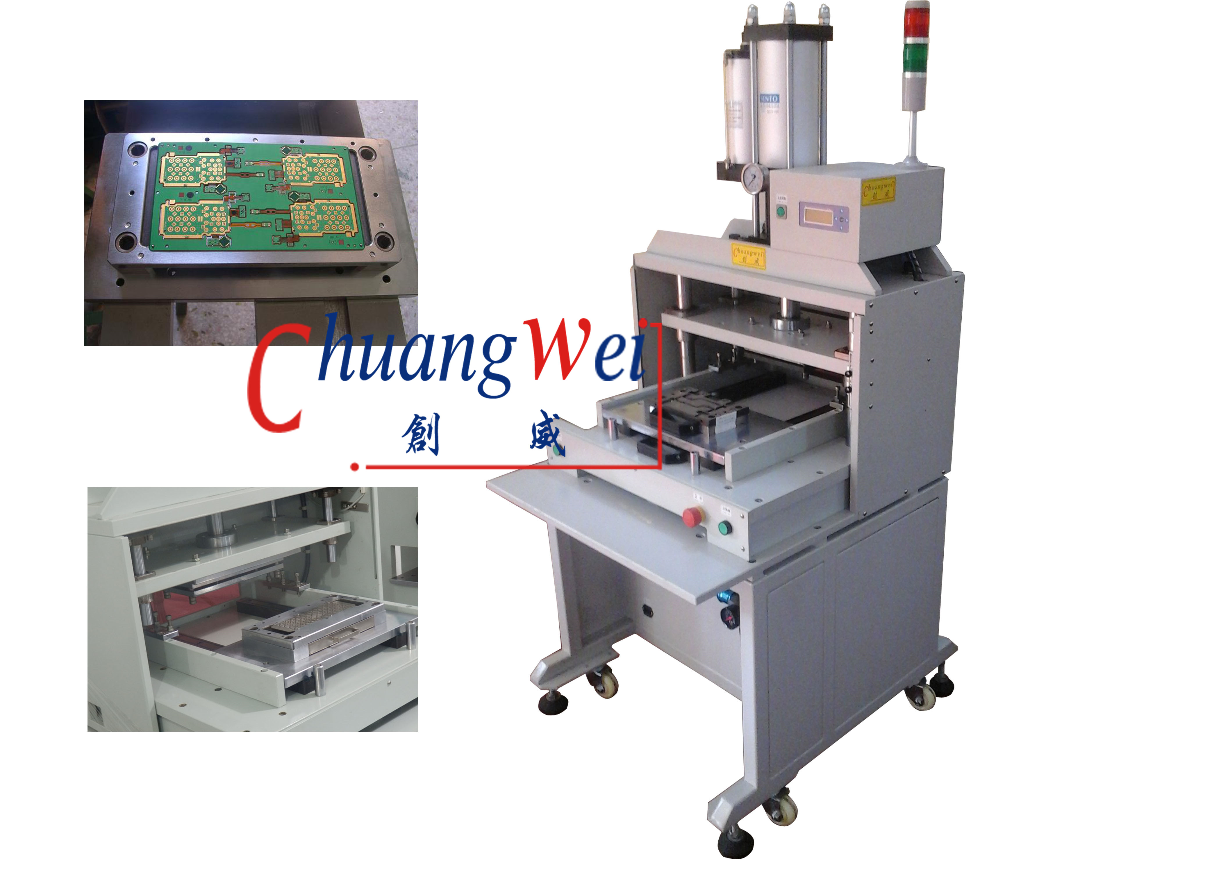 High Speed Punch Machine,CWPE