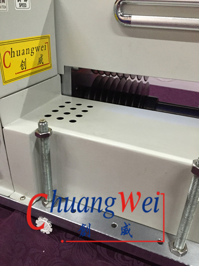 Multiple Groups of Blades PCB Cutting Machine,CWVC-5