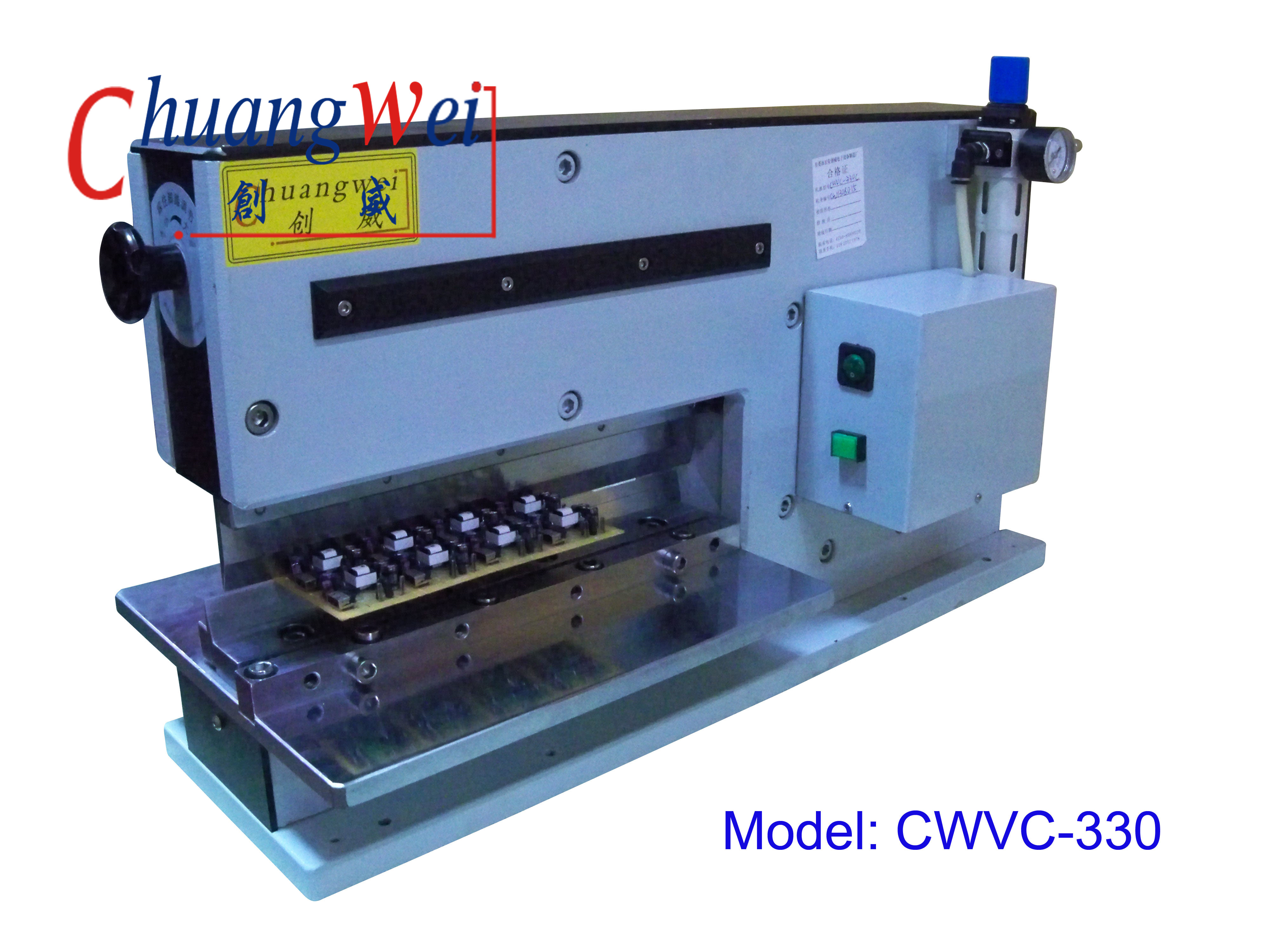 Fiberglass PCB Cutting Equipment,CWVC-330J