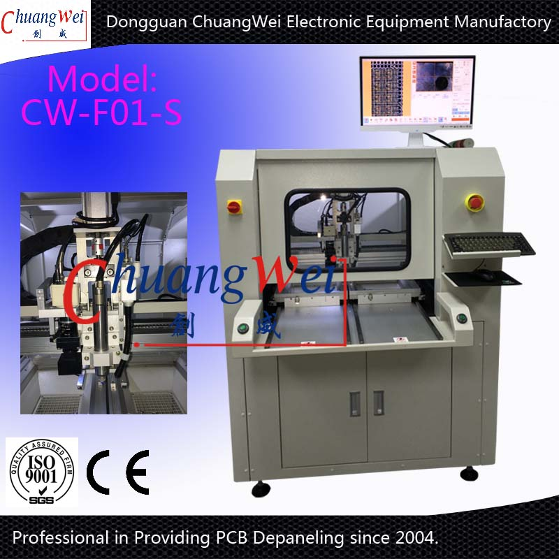 professional router equipment,CW-F01