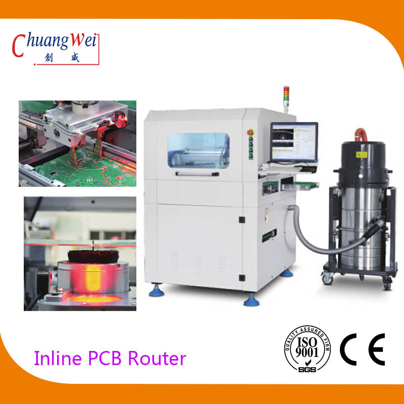 Inline PCB Router,CW-F03