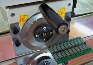 Manual PCB cutting machine,CWV-1M