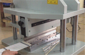 Power supply pcb depanelizer